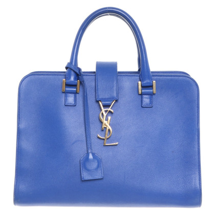 "Yves Saint Laurent ""Cabas Monogram Top Handle Bag"""