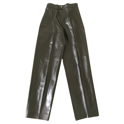 Loewe Loewe Leather Pants