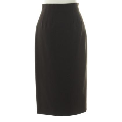 Jean Paul Gaultier Pencil skirt in Brown