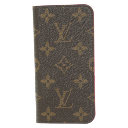 Louis Vuitton iPhone hoesje van Monogram Canvas