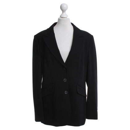 Strenesse Blue Blazer in Black