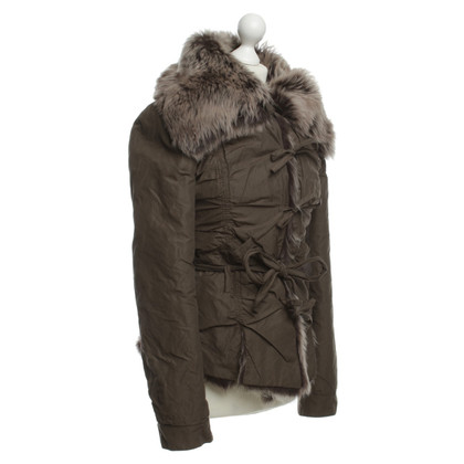 Patrizia Pepe Parka with fur lining