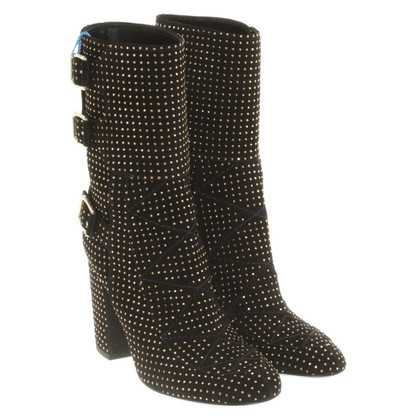 Other Designer Boots with semi-precious stones
