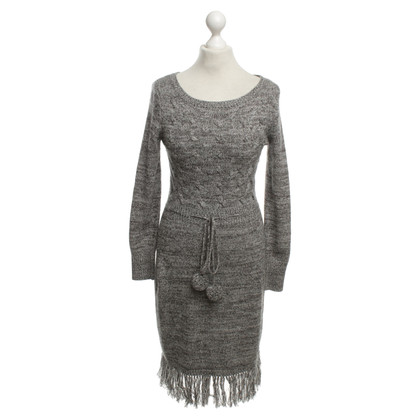 Alice + Olivia Knitted Dress in Grey