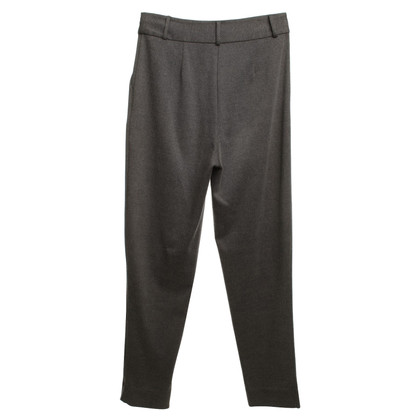 Other Designer Essentiel - trousers with herringbone pattern