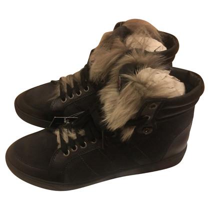 Moncler Moncler bont laarzen