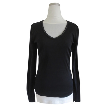 Strenesse Pullover in Schwarz
