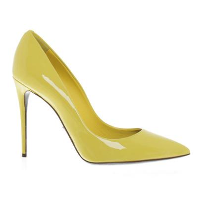 Dolce & Gabbana pumps in yellow