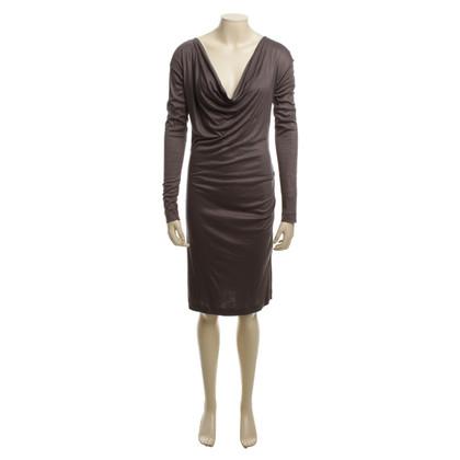 Schumacher Langes Kleid in Grau