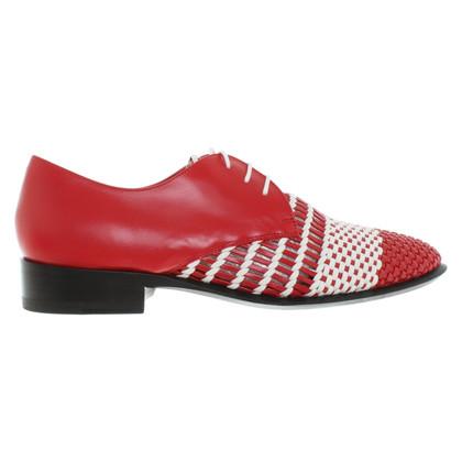 Céline Lace-up shoes in bicolour