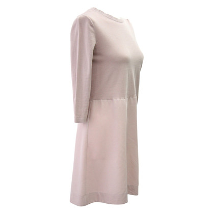 Cos A-line dress in pink