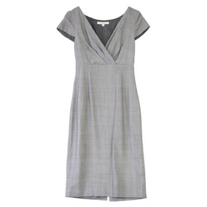 L.K. Bennett robe à carreaux