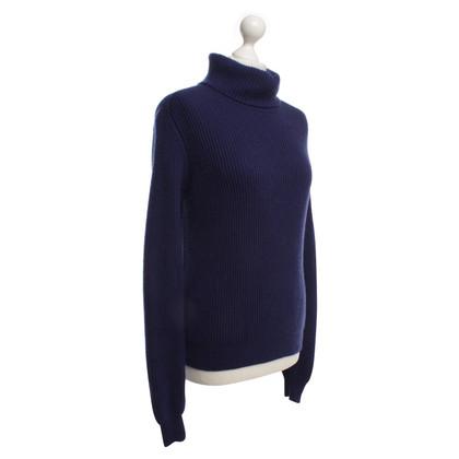 Bottega Veneta maglione a collo alto in cashmere
