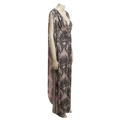 Melissa Odabash Tunic with a floral pattern