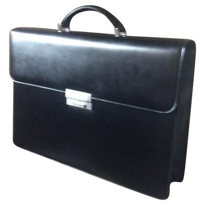 Giorgio Armani briefcase