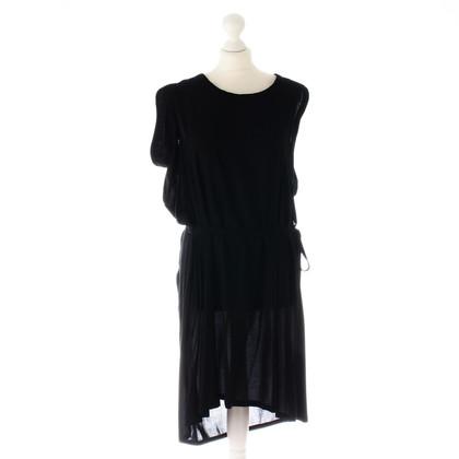Ann Demeulemeester Kleid mit Gürtel