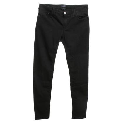 Armani Skinny Jeans in Black