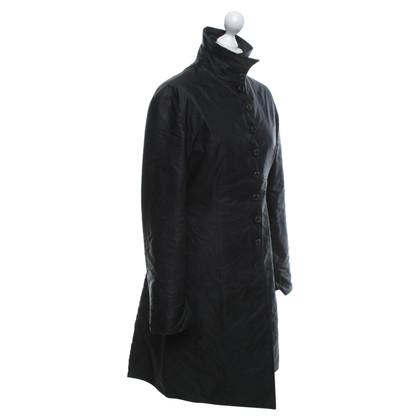 Ermanno Scervino Coat in zwart