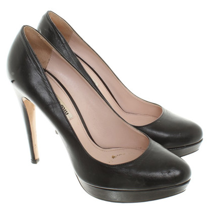 Miu Miu pumps Platform Shoe