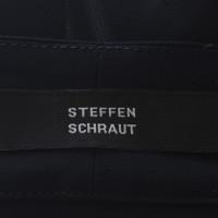Steffen Schraut Bluse in Dunkelblau