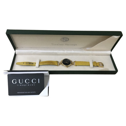 "Gucci Guarda ""Timeless Heritage"""