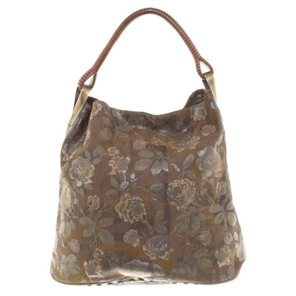 Kenzo Handbag with a floral pattern