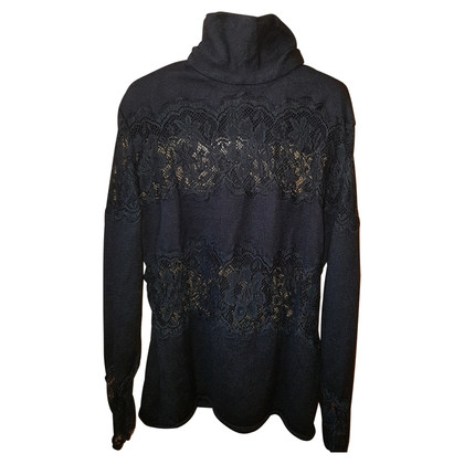 Valentino Sweater with lace