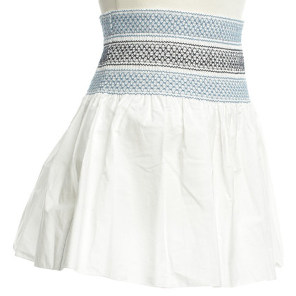 See by Chloé Mini gonna in cotone