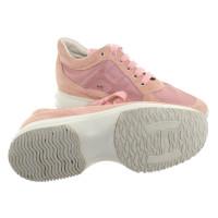 Hogan Sneakers from suede