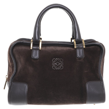 Loewe Handbag in dark brown