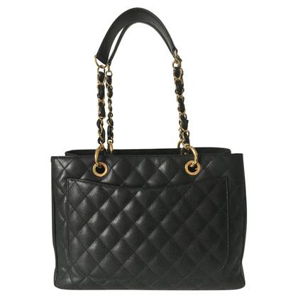 """Chanel In pelle di caviale """"Grand shopping Tote"""""""