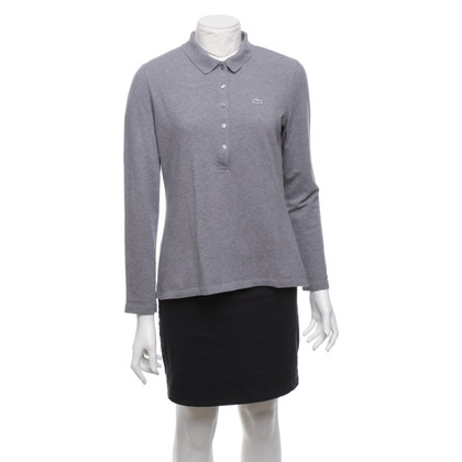 Lacoste Polo shirt in grey