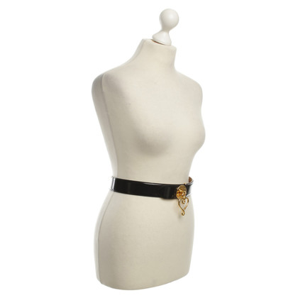 Moschino Belt in Black