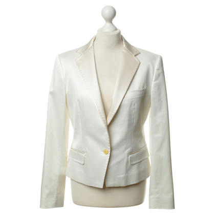 Dolce & Gabbana Giacca smoking in bianco