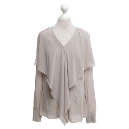 Windsor Silk blouse in beige