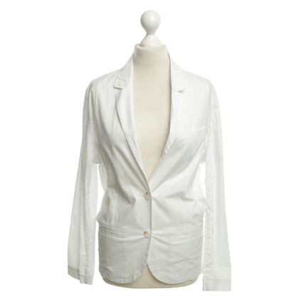 MM6 by Maison Margiela Blazer en blanc