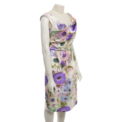 Other Designer Lela Rose - dress with motif