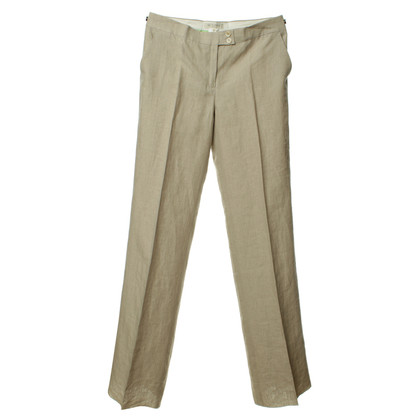 Etro Linen trousers in beige
