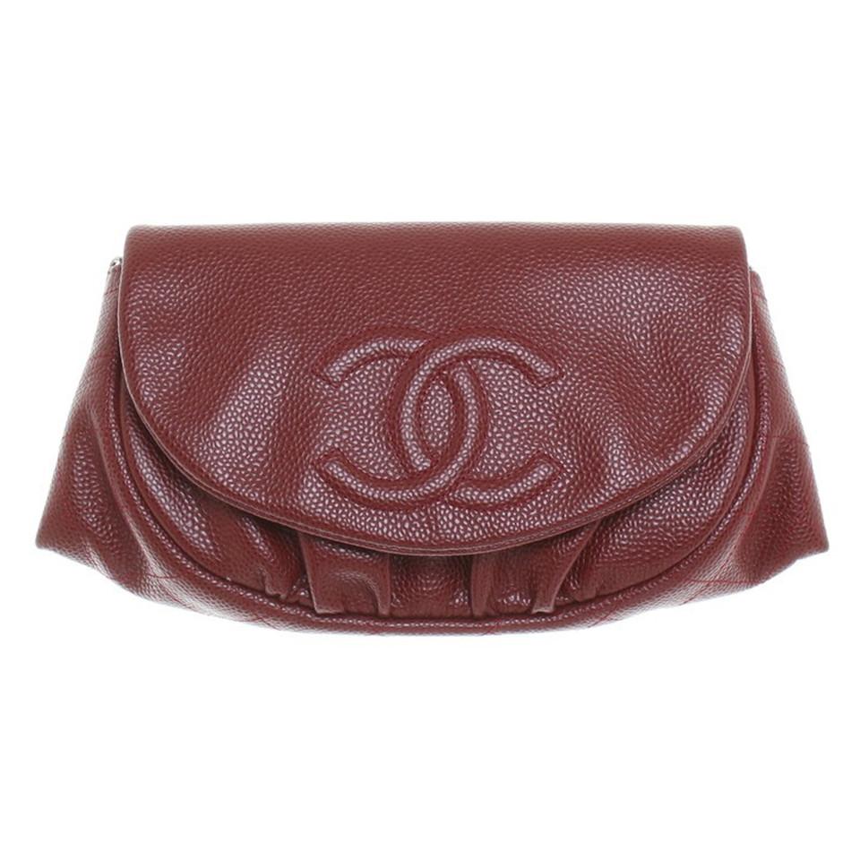 Chanel Shoulder Bag Quot Half Moon Quot Buy Second Hand Chanel