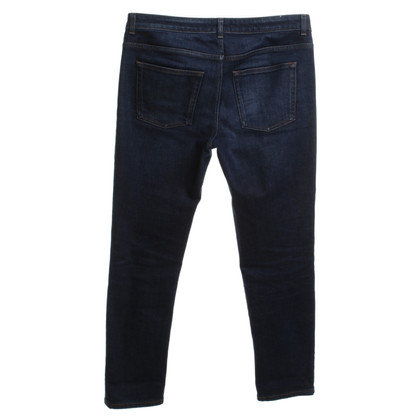 Acne Jeans in blu scuro