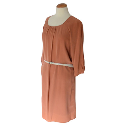 Iheart Silk dress with belt