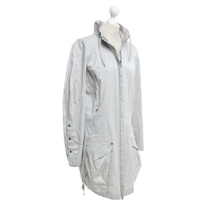 Marithé et Francois Girbaud Jacket in light gray