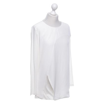Sport Max top in creamy white
