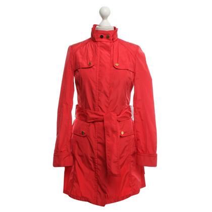 """Moncler Red summer coat """"Melissa"""""""