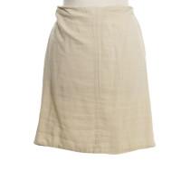 Armani Wrap skirt in beige