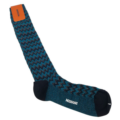 Missoni Socks with brand-typical pattern