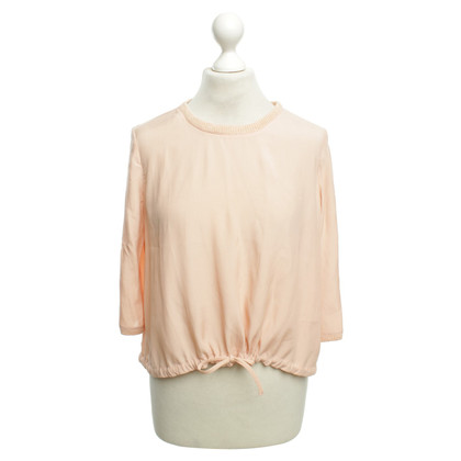 Maje Sweaters in Nude