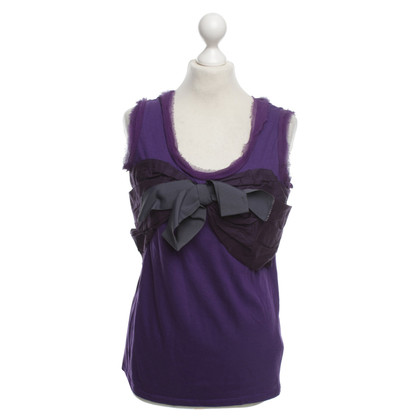 Lanvin Top with bow