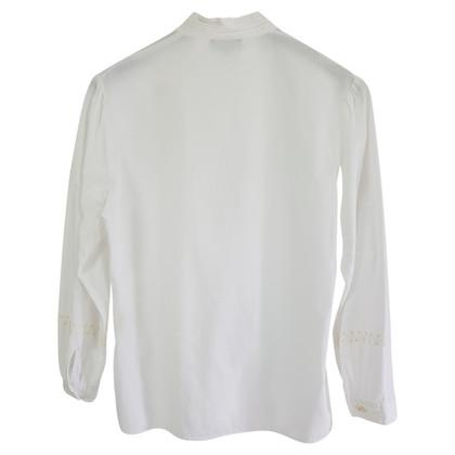 A.P.C. Geborduurde blouse