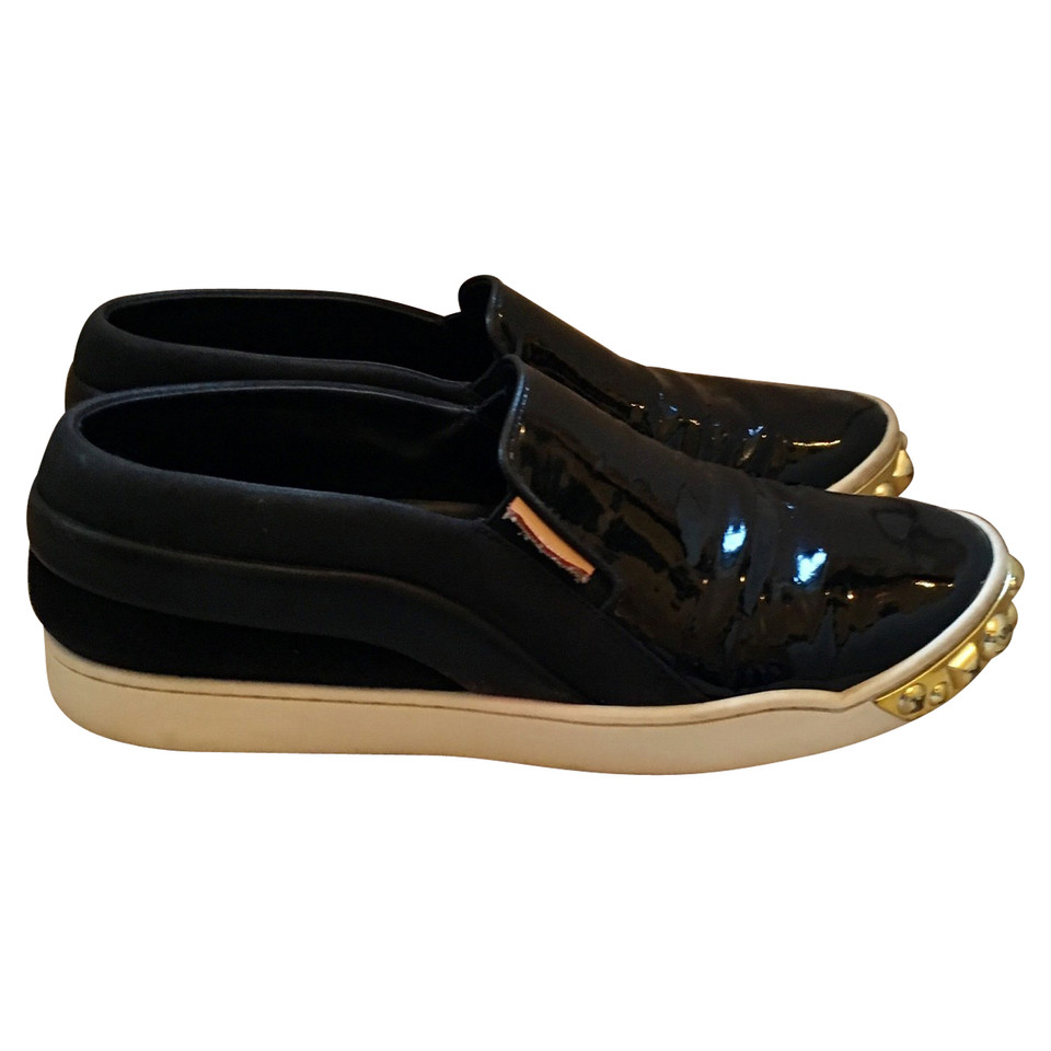 Louis Vuitton Lackleder-Espadrilles